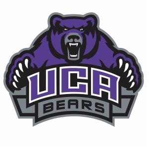 Central Arkansas Bears logo vector