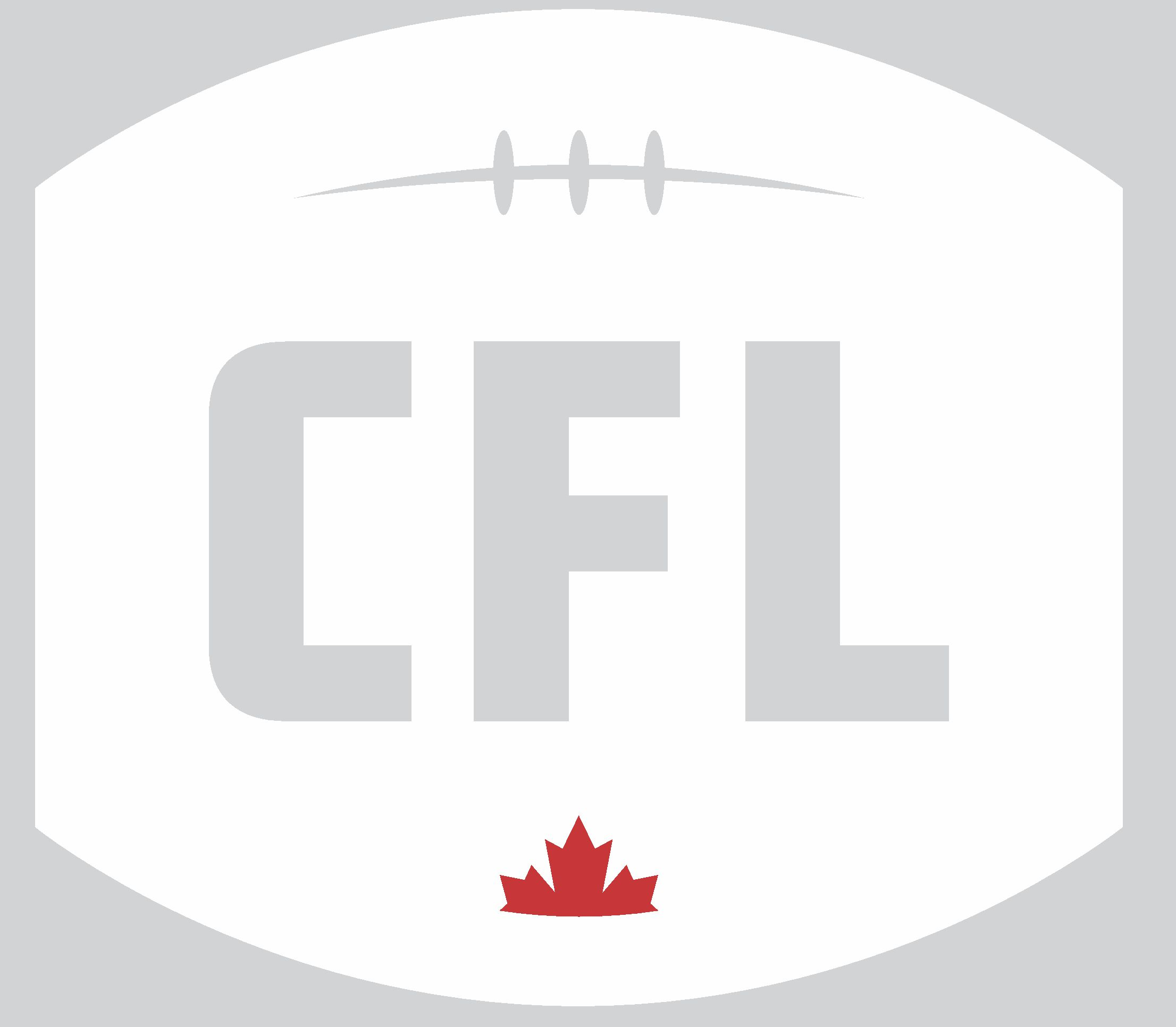 Canadian Football League logo vector