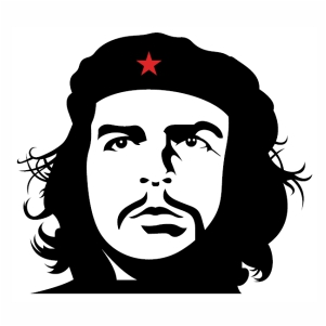 Che Guevara logo Vector file
