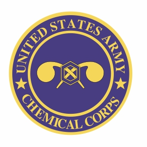Chemical Corps Seal svg
