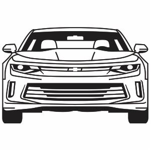 Chevrolet Camaro Car Vector
