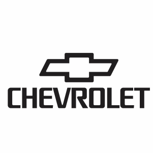 Chevrolet logo svg