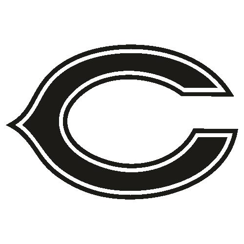 Chicago Bears Black Svg