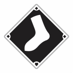 Chicago White Sox Alternate Logo Cut