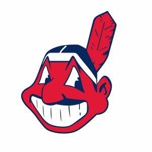 Chief Wahoo Logo vector