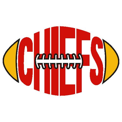 Kansas City Chiefs Logo Clipart
