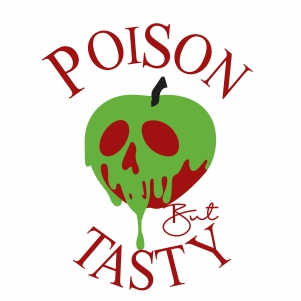 Poison But Tasty Svg