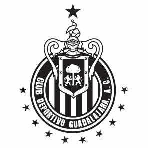 Chivas Guadalajara FC Logo Svg