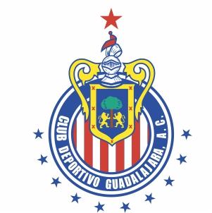 Chivas Guadalajara Logo Clipart