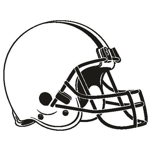 Cleveland Browns Black Svg