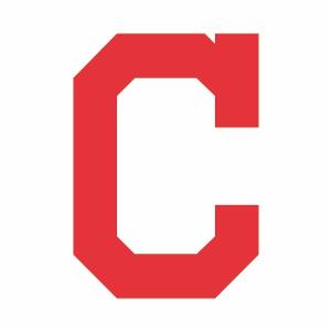 Cleveland Indians C Logo Cut