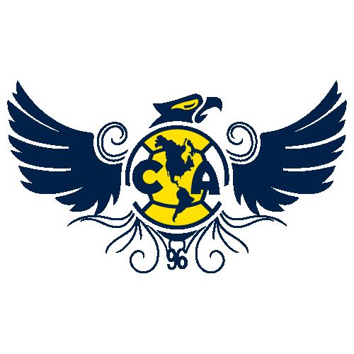 Club America CA Eagle Svg