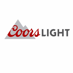 Coors Light Svg