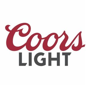Coors Light Logo Svg