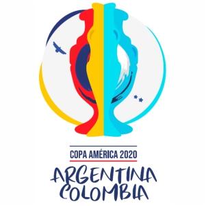 Copa America Logo 2020 svg cut