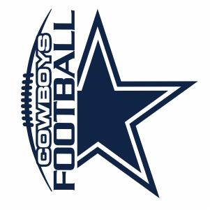 Dallas Cowboys Football Logo Svg Nfl Dallas Cowboys Logo Svg Cut File Download Jpg Png Svg Cdr Ai Pdf Eps Dxf Format