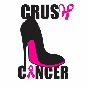 Crush Cancer Clipart