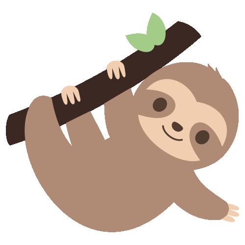 Sloth Svg