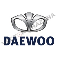 Daewoo Car Logo Vector