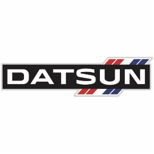Datsun Car Logo Svg