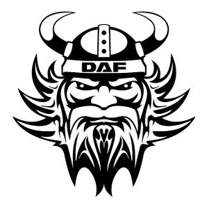 Daf Truck logo vector
