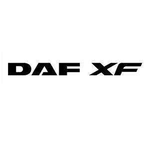 Daf xf logo Vector download