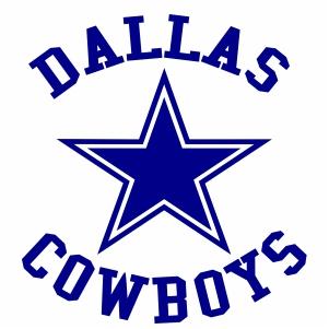 Dallas Cowboys Star Logo Svg