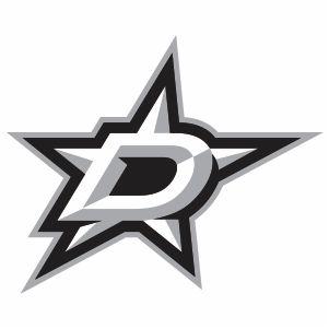 Dallas Stars Logo Svg