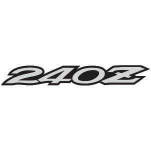 Datsun  240Z Logo Svg