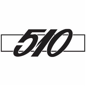 Datsun 510 Logo Svg