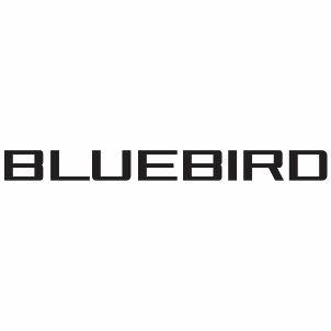 Datsun Bluebird Logo Svg