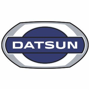 Datsun Car Logo Vector