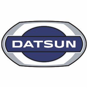 Datsun Brand Logo Vector File
