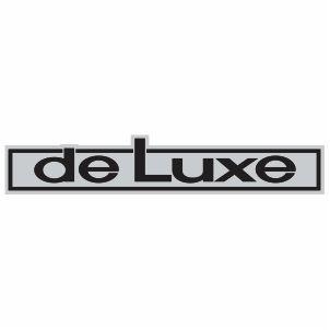 Datsun DeLuxe Logo Vector