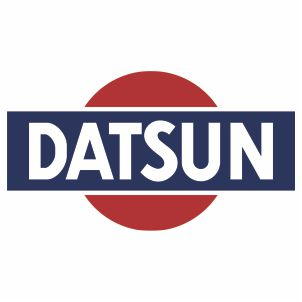 Datsun Car Logo Vector Download