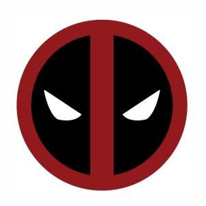 Deadpool Logo svg cut file