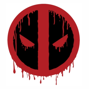 Death of Deadpool Logo svg file