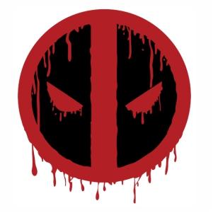 Death Of Deadpool Logo vector file