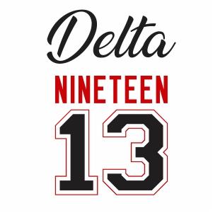 Delta 1913 Clipart