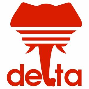Delta Sigma Theta Elephant Svg