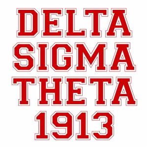 Delta Sigma Theta 1913 clipart
