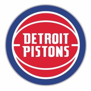 Detroit Pistons Logo Svg