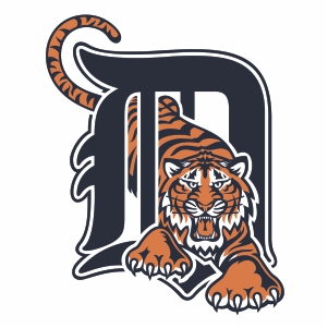 Detroit Tiger Logo Svg