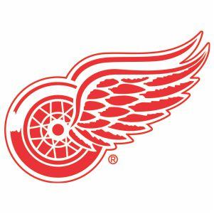 Detroit Red Wings Logo Svg