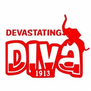 Devastating Diva Svg