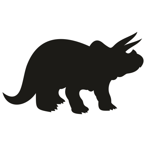 Cute Dinosaur Svg