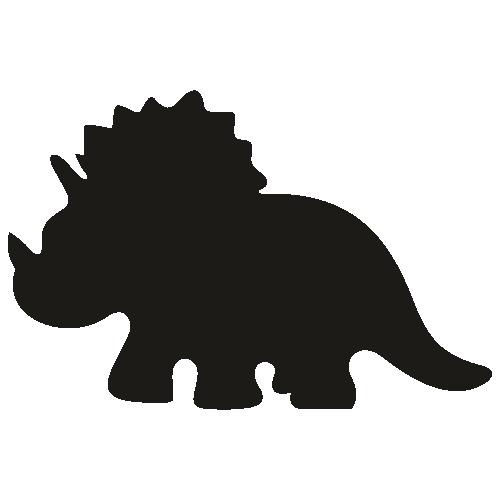 Triceratops Dinosaur Svg