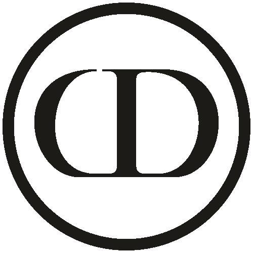 Dior Circle Svg