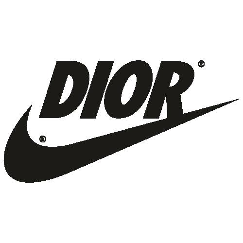 Dior Branded Logo Svg