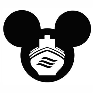 Disney Cruise Mickey Vector